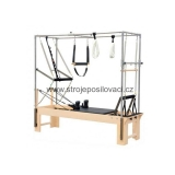 PILATES REFORMER CADILLAC TRAPEZE 03