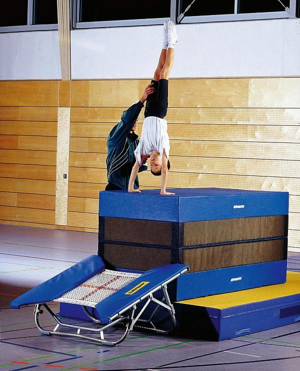 Gymnastický kvádr Erhard ® SPORT