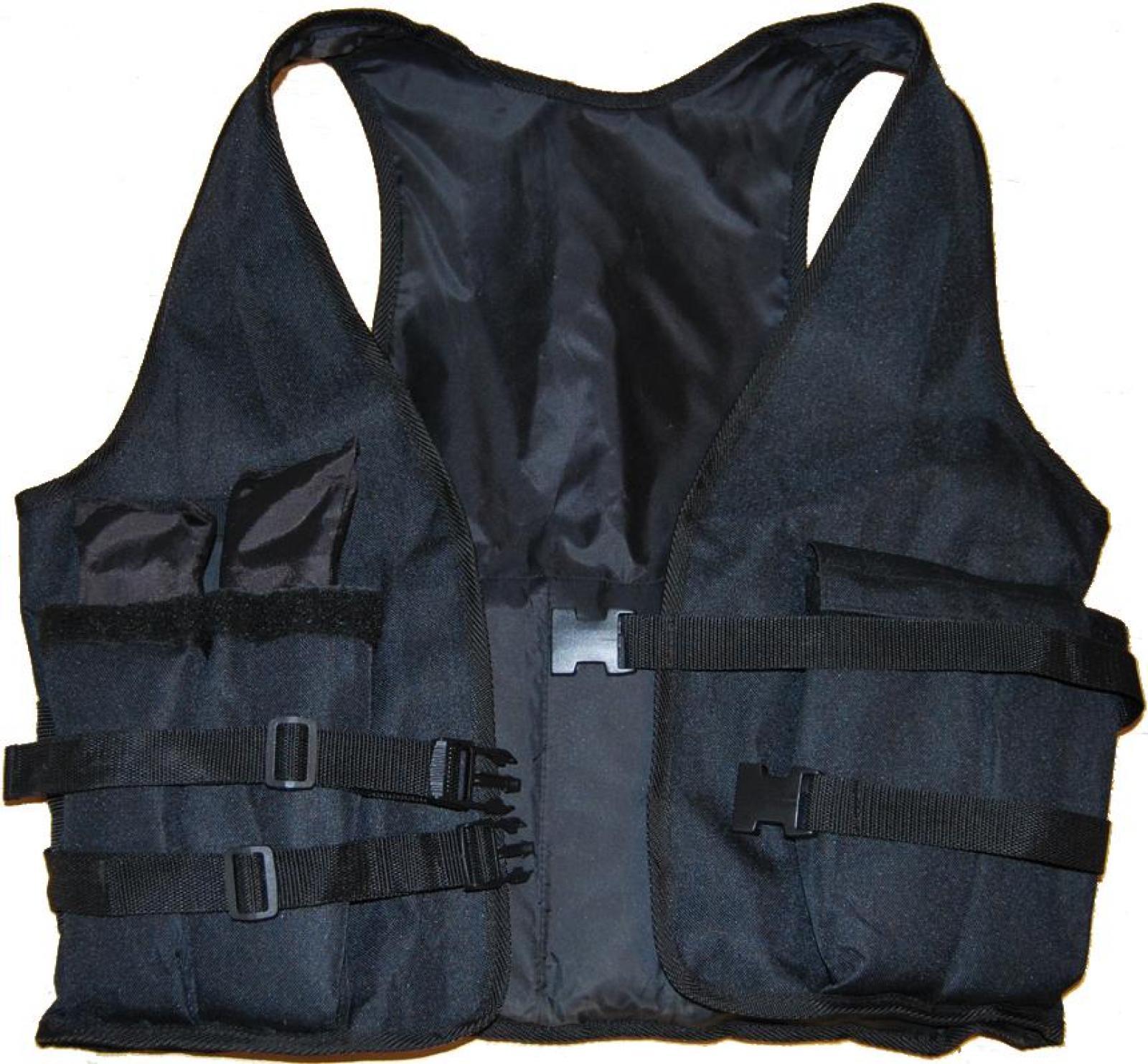 Sportovní vesta zátěžová Weight vest