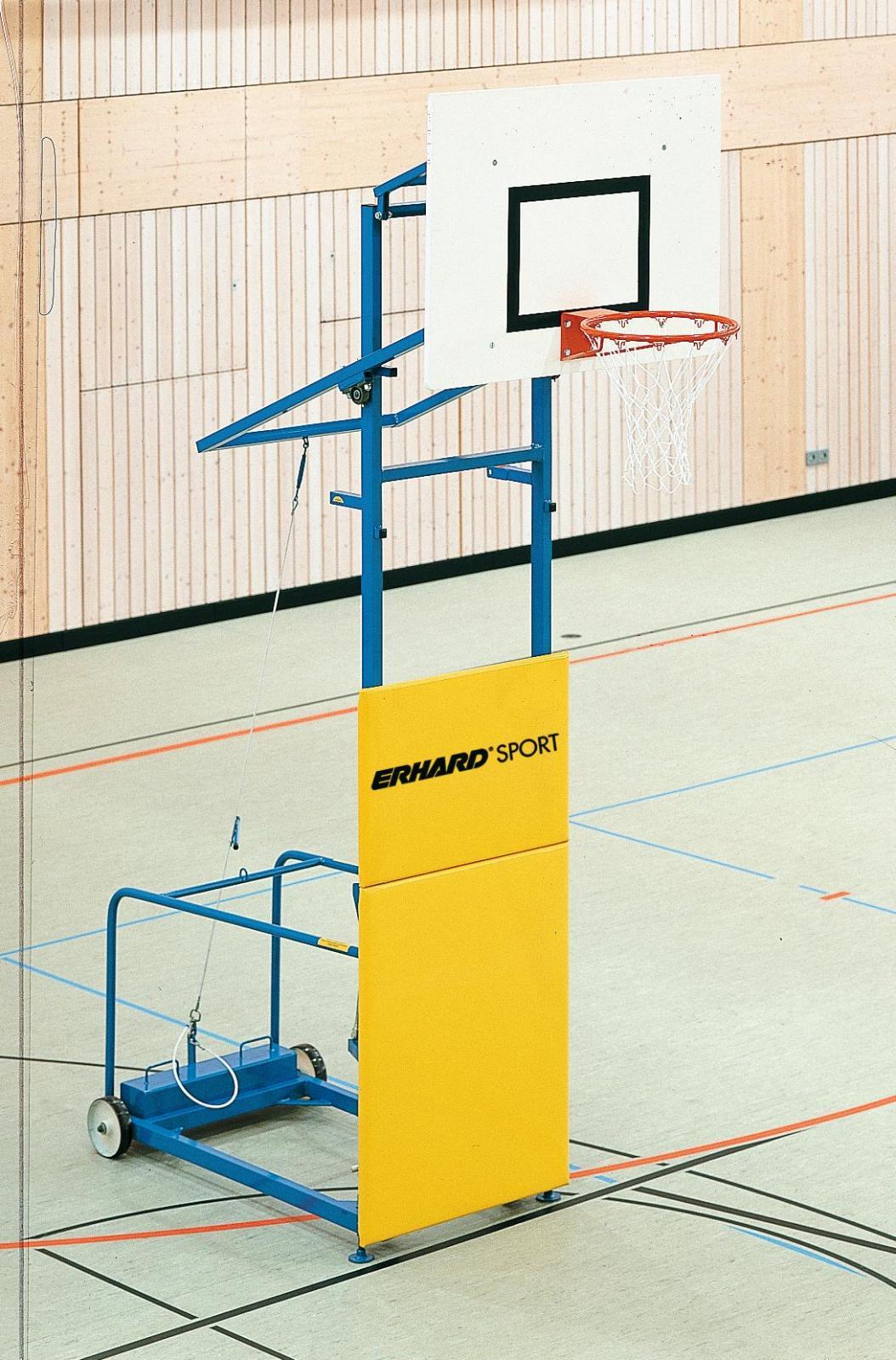 Basketbalový koš - turnajová konstrukce 260cm Koš na basketbal FIBA