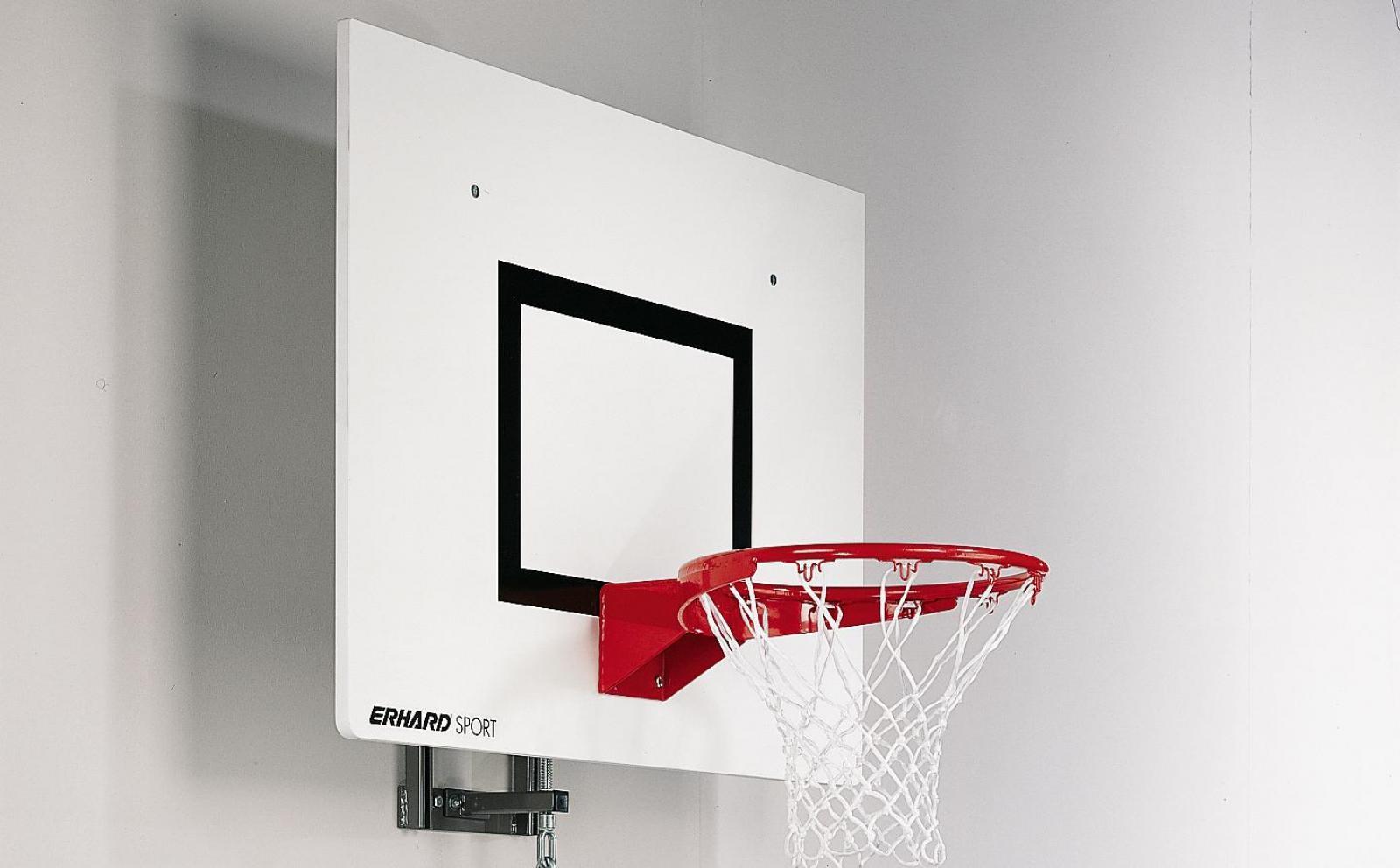 Basketbalový koš, stabilní konstrukce Koš na basketbal