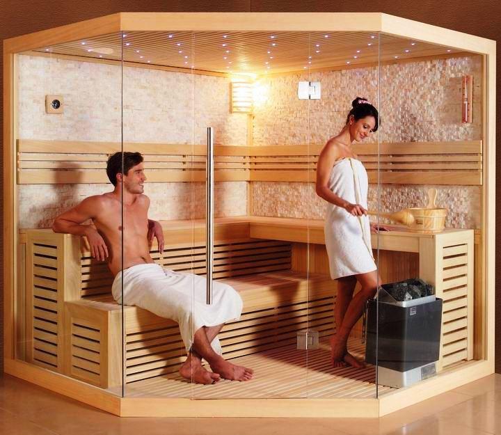 Luxusní Sauna 101 Luxusní Sauna
