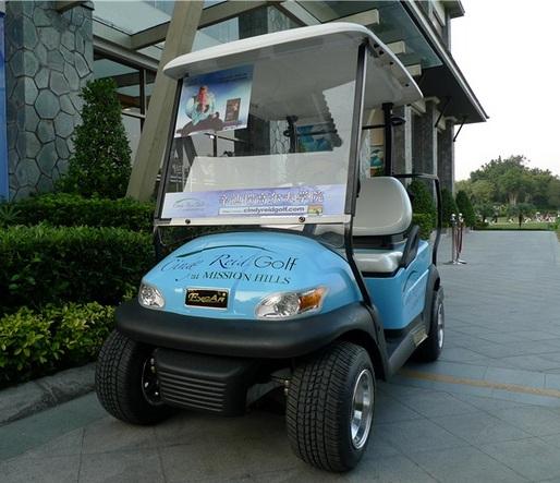 Hotelové elektrické vozítko MDG1S2H Hotel Electric Cart MDG1S2H