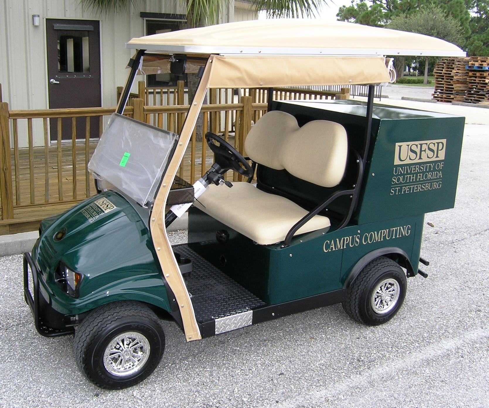 Elektrické vozítko MDGR2CV Electric Cart MDGR2CV