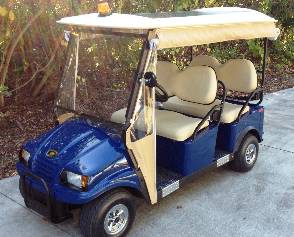 Elektrické vozítko M4S Electric Cart M4S