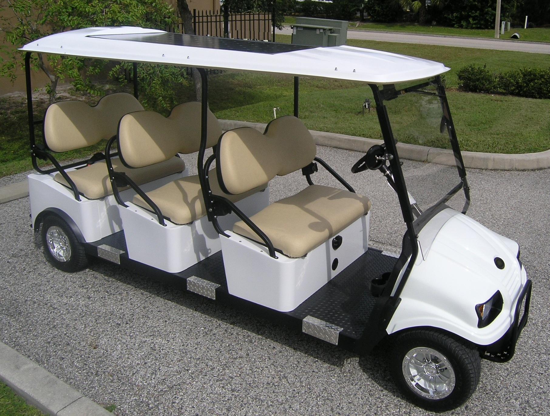 Elektrické vozítko M6S Electric Cart M6S