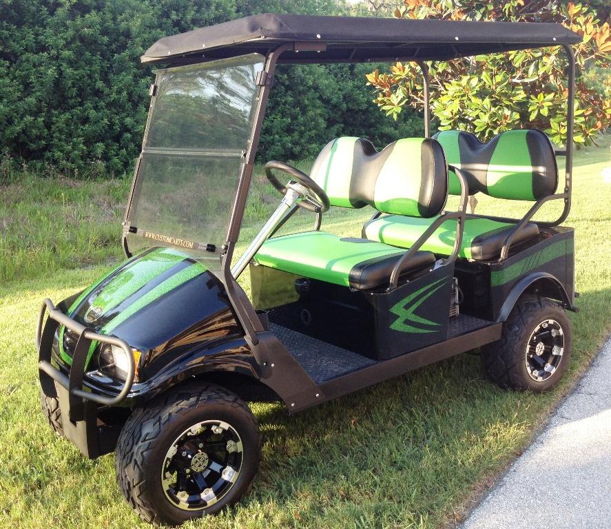 Hotelové elektrické vozítko BLACK Hotel Electric Cart BLACK