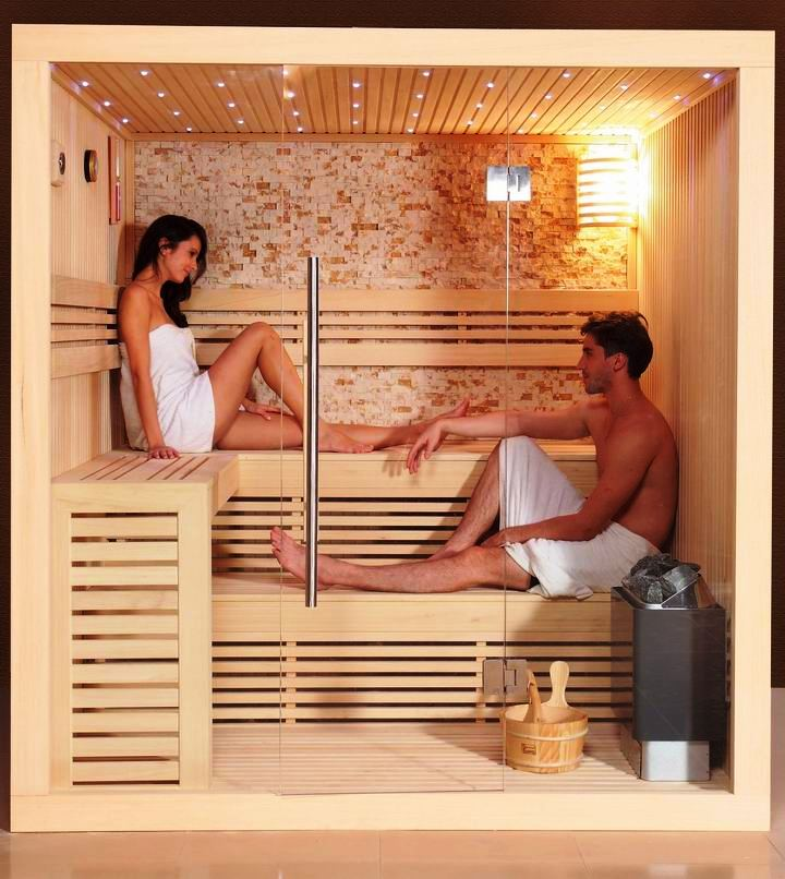 Luxusní Sauna 102 Luxury Sauna 102