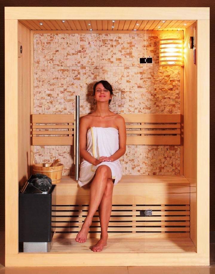 Luxusní Sauna 103 Luxury Sauna 103