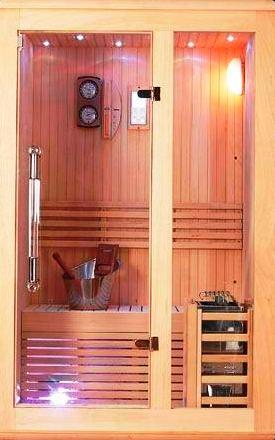 Luxusní Sauna 203 Luxury Sauna 203