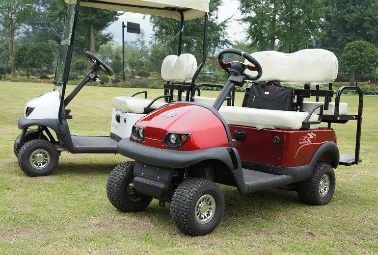 Golfové elektrické autíčko AXD3 Electric Golf Cart