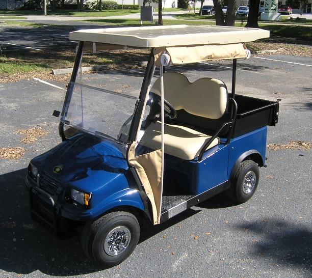 Elektrické vozítko MDGR2CB Užitkové vozítko MDGR2CB