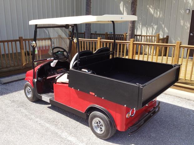 Elektrické vozítko MDGM2CB4 Užitkové vozítko MDGM2CB4
