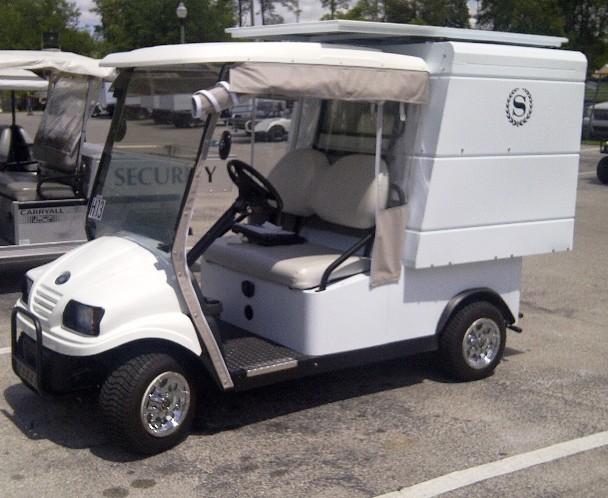 Elektrické vozítko MDGM2CV4 Užitkové vozítko MDGM2CV4