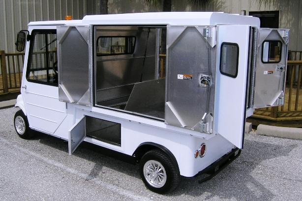 Elektrické vozítko MDGM2CV6 Užitkové vozítko MDGM2CV6