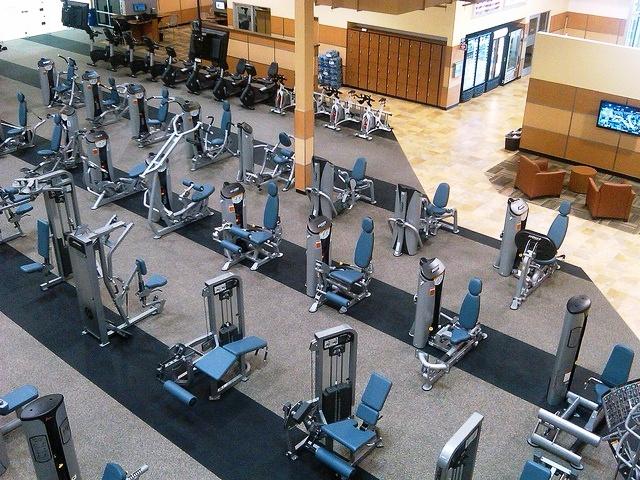 Nové fitness centrum 400m2