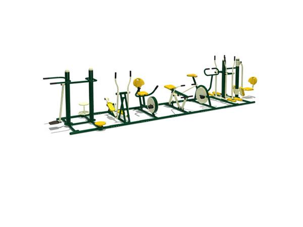 Multifunkční tréninková sestava 1003 Skupinový trénink 1003