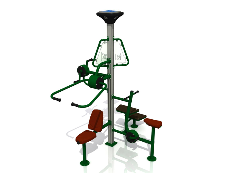 Kombinovaná multifunkční sestava 2A Kombinovaný trénink 2A
