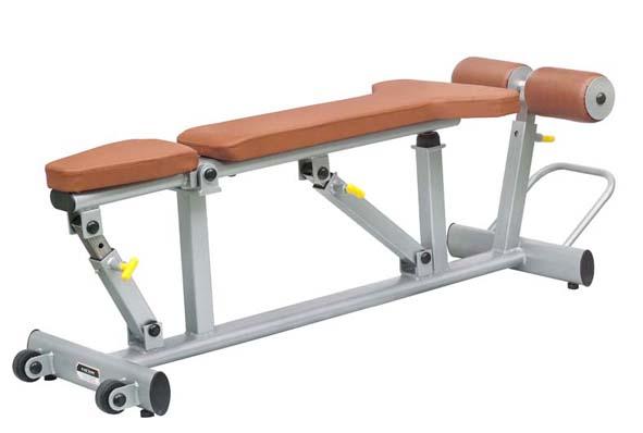 Multi polohovatelná lavice NXF502 Multi-Access Incline Bench