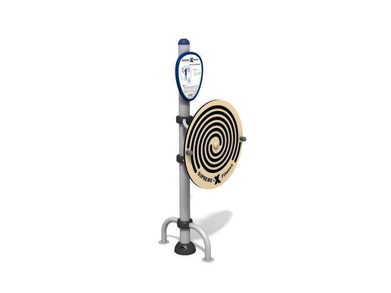 Strečinková kola MDS_FIT103 Stretching Wheel