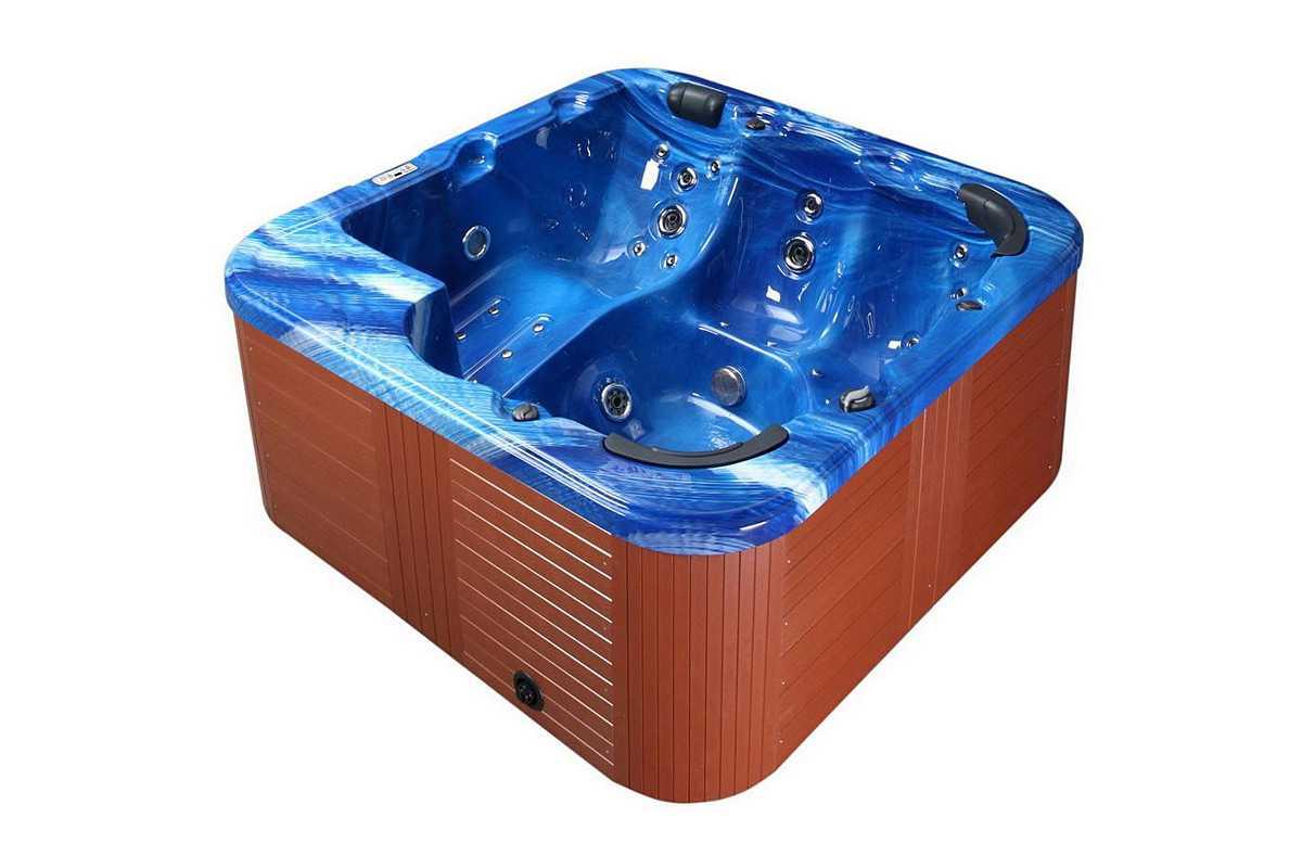 Hydromasažní vířivý bazén pro 5 osob MILANO Vířivka pro 5 osob MILANO