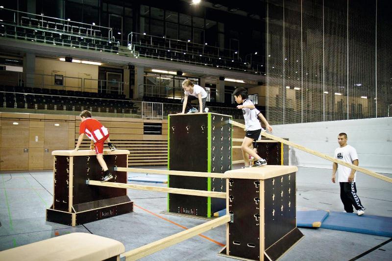 Sportovní sada Cube Island 03 pro pohybové aktivity